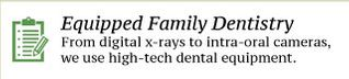 Equipped Family Dentistry